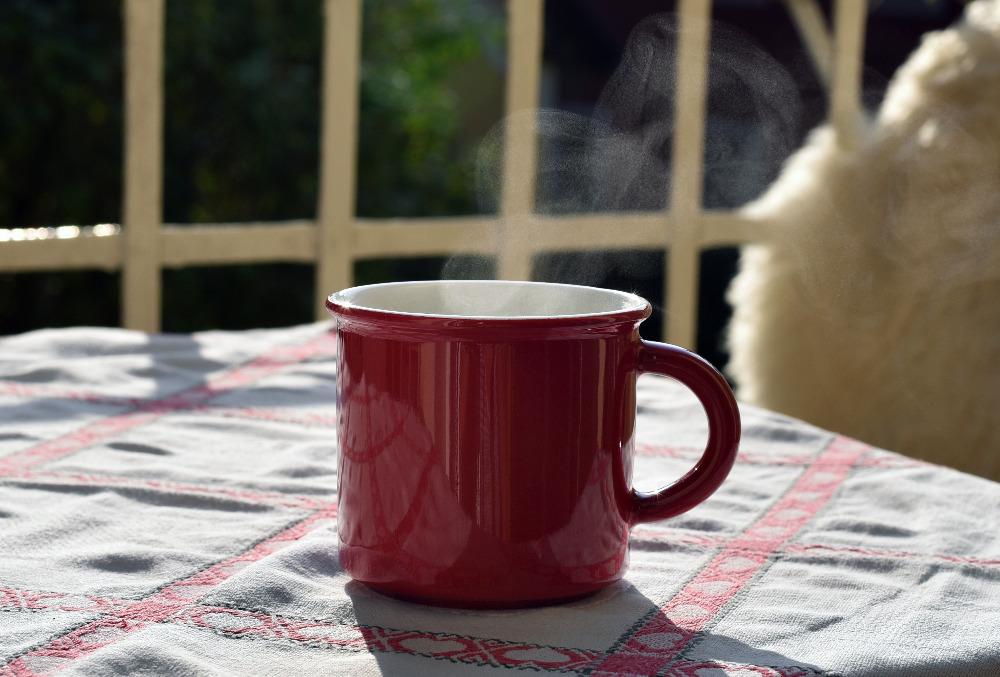 Kaffeetasse im Retro Look - Mahlwerck Shop