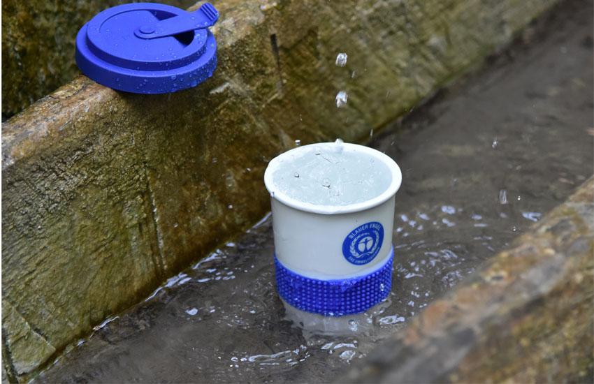 Nachhaltige Becher für Coffee to go kaufen - Mahlwerck Porzellan Shop