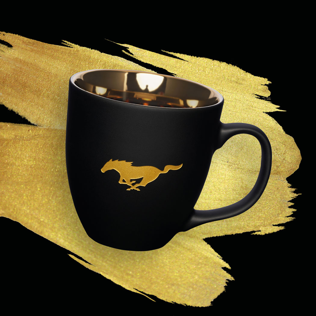 Tasse Ford Mustang - Mahlwerck Porzellan Shop