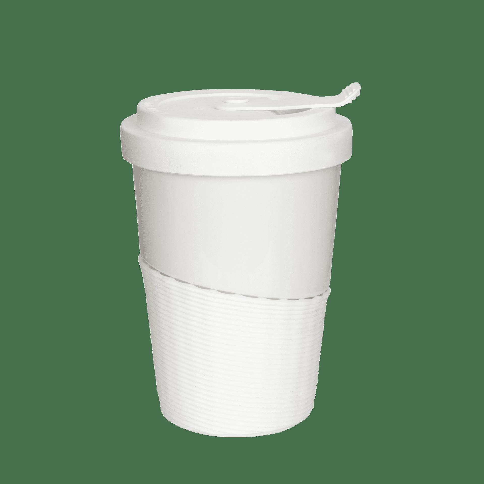 Kaffeebecher mit Deckel für Coffee to go kaufen