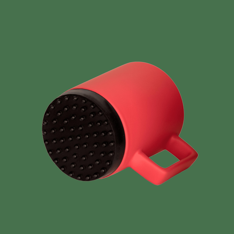 Softpad Tasse, Deep Red, 350 ml