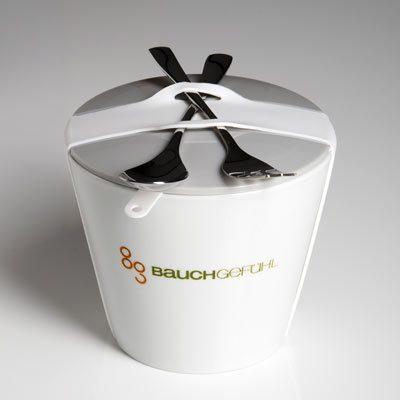 Nützlicher Werbeartikel Snack2Go für Lebensmittel Aufbewahrung