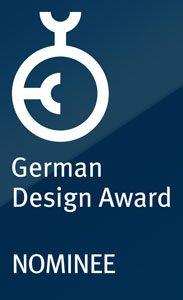 German Design Award - Nominiert