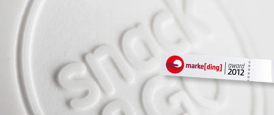 marke[ding]-Award 2012