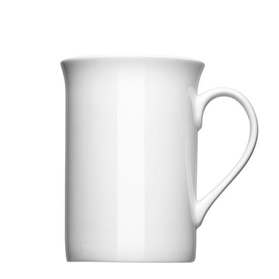 Kaffeetassen mit Bone China Porzellan zum Bedrucken - Mahlwerck Porzellan