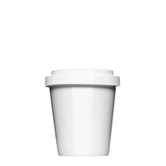 Espresso To Go mug for printing - Mahlwerck porcelain