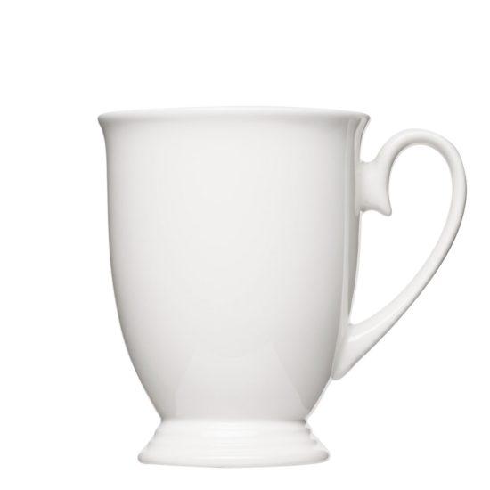 Elegante Tasse zum Bedrucken - Mahlwerck Porzellan