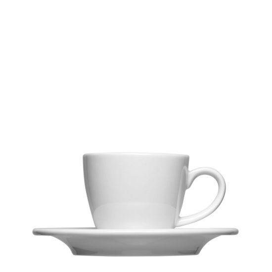 Espresso Set zum Bedrucken - Gastonomie Geschirr von Mahlwerck Porzellan
