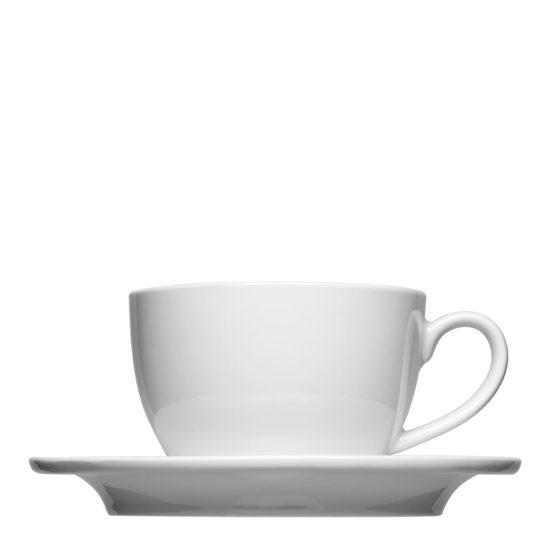Cappuccinotasse zum Bedrucken - Mahlwerck Porzellan