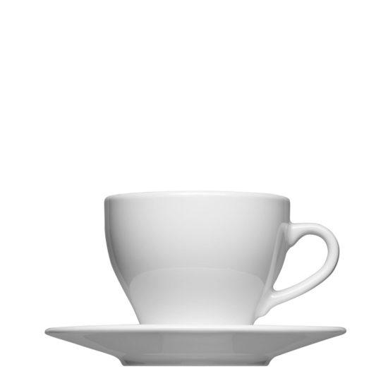 Cappuccinotasse dickwandig zum Bedrucken - Mahlwerck Porzellan