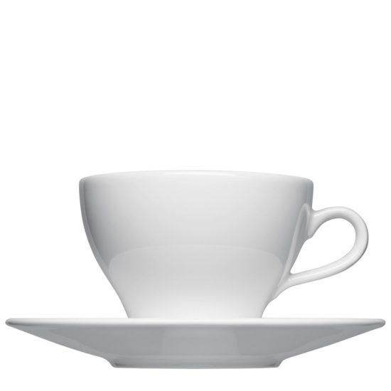 Kaffeetassen Set für die Gastronomie zum Bedrucken - Mahlwerck Porzellan