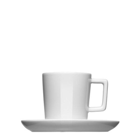Espressotassen zum bedrucken und gravieren- Mahlwerck Porzellan