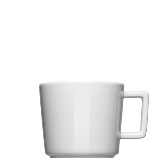 Kaffeetassen fürs Büro zum bedrucken oder gravieren - Mahlwerck Porzellan