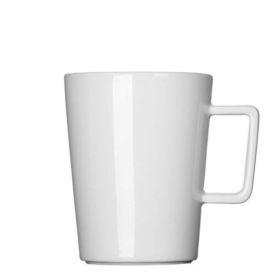 Große Kaffeetasse fürs Büro - Mahlwerck Porzellan