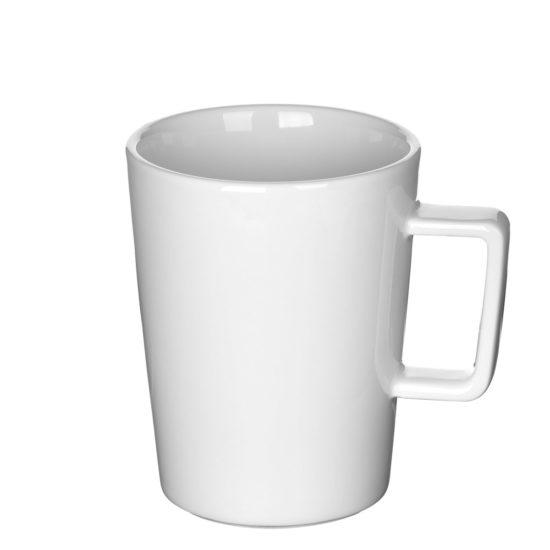 Milchkaffee Tasse fürs Büro - Mahlwerck Porzellan