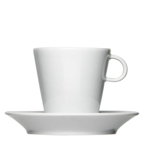 Cappuccino Tasse zum bedrucken und gravieren - Mahlwerck Porzellan