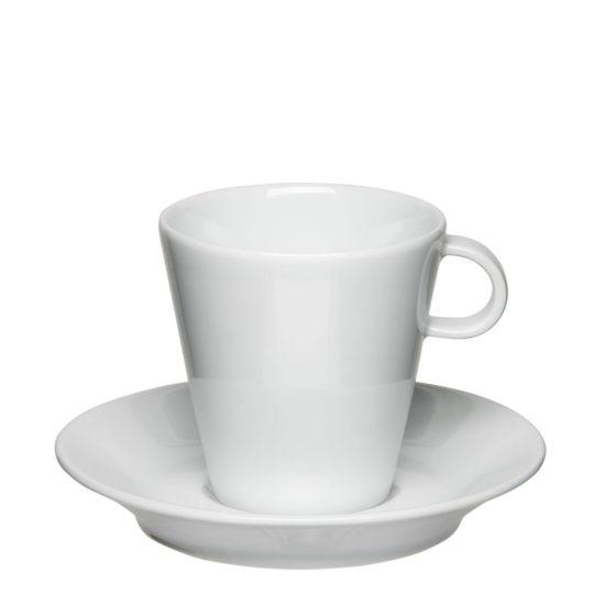 Tassen mit Logo in Keinauflagen gravieren oder bedrucken - Mahlwerck porzellan
