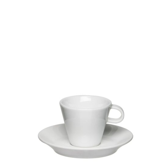 Espresso Tasse in Kleinauflage zum bedrucken und gravieren - Mahlwerck Porzellan