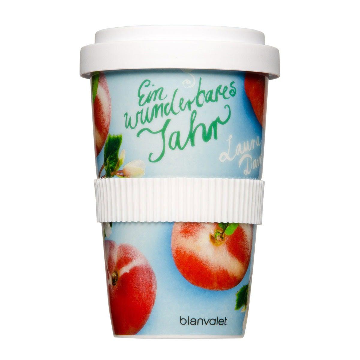 Coffee to Go photorealistic printed mug - Mahlwerck porcelain