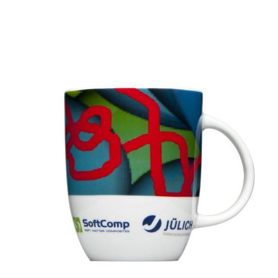 Werbetassen mit Logo bedruckt - Mahlwerck Porzellan
