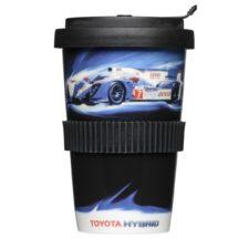 Coffee to go für Merchandising mit Toyota Motiv - Mahlwerck Porzellan