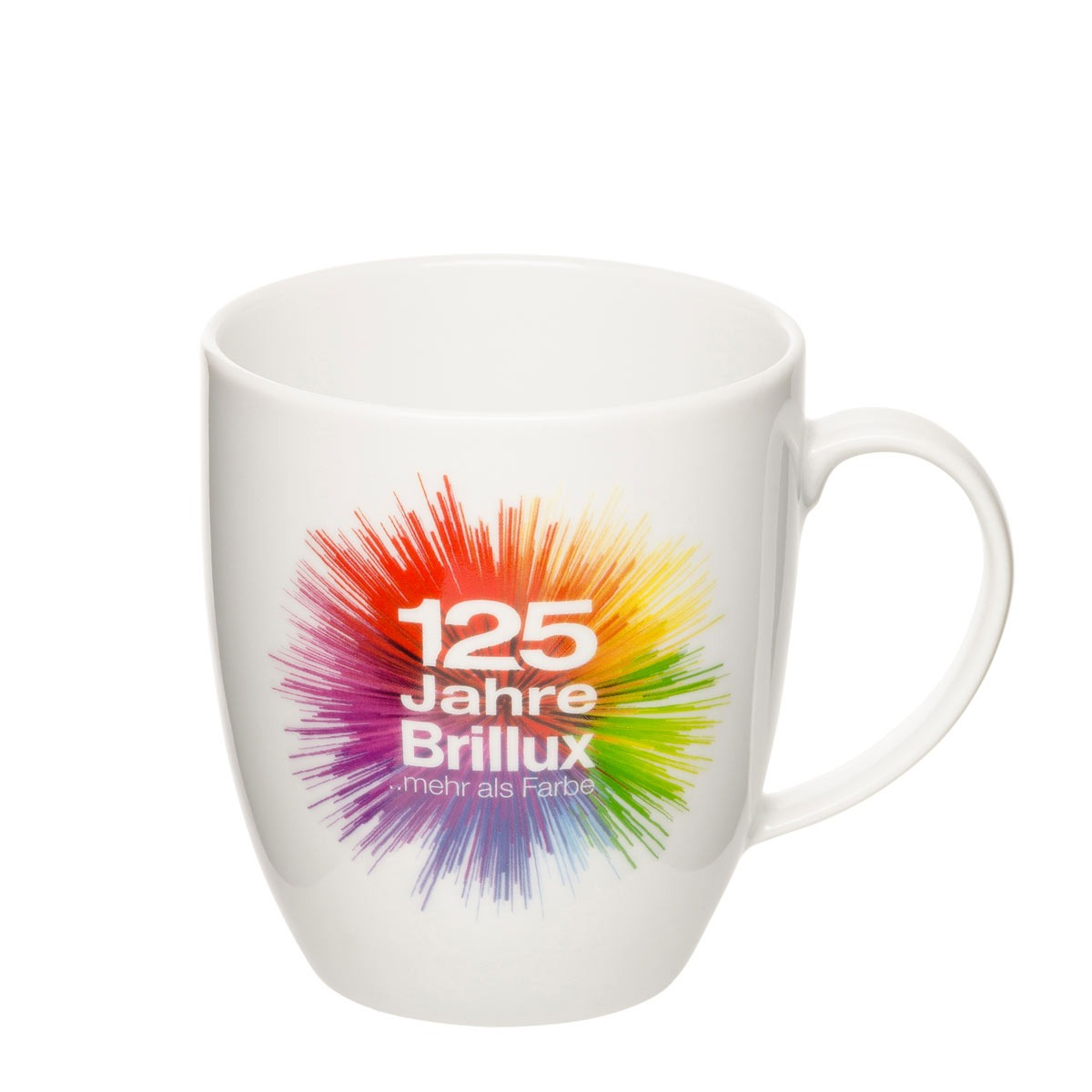 Print with high-level printing cups - a firework of colors