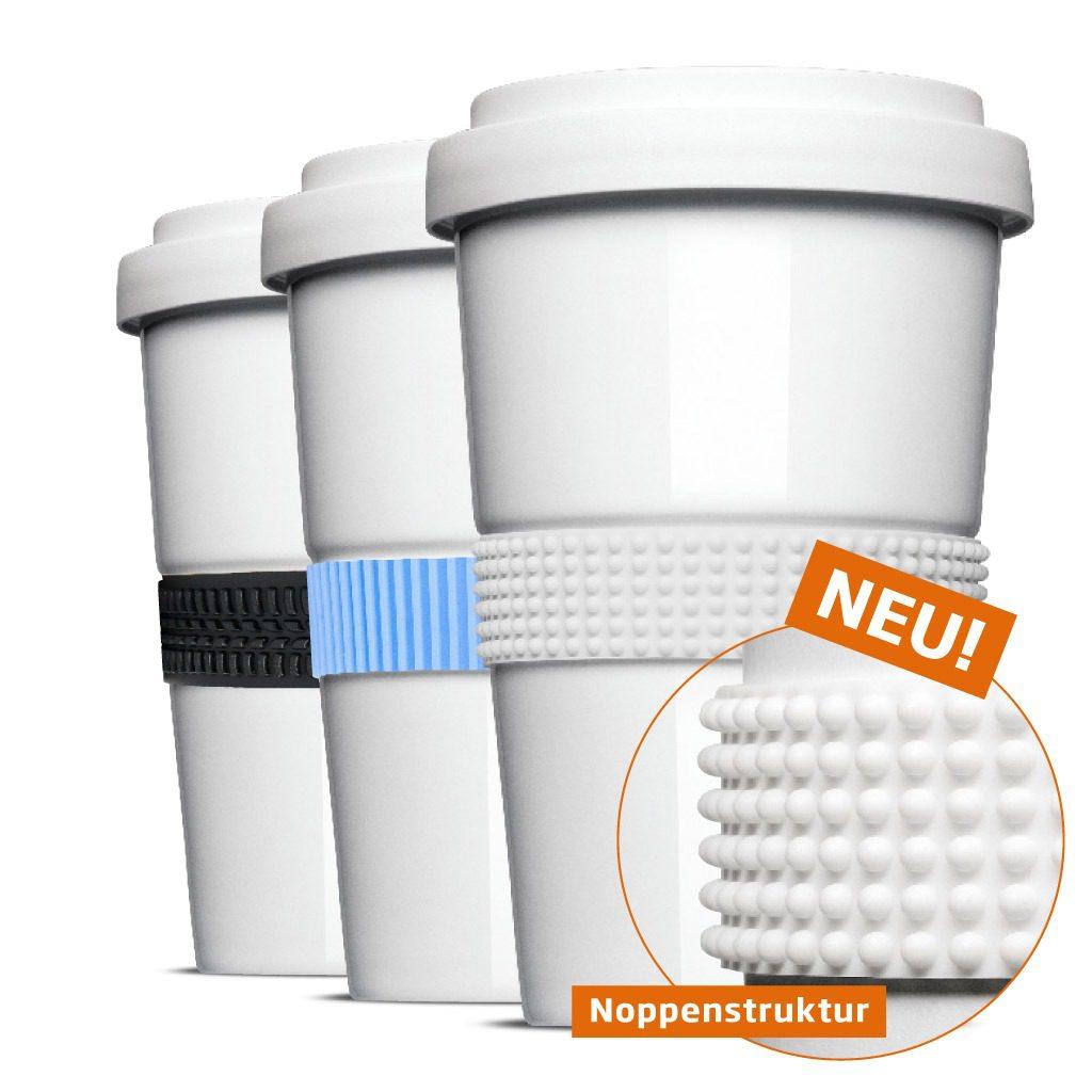 Plofil Banderole für Coffee to Go - Mahlwerck Porzellan