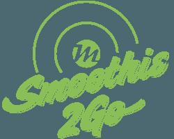 Smoothie2Go das Logo grün