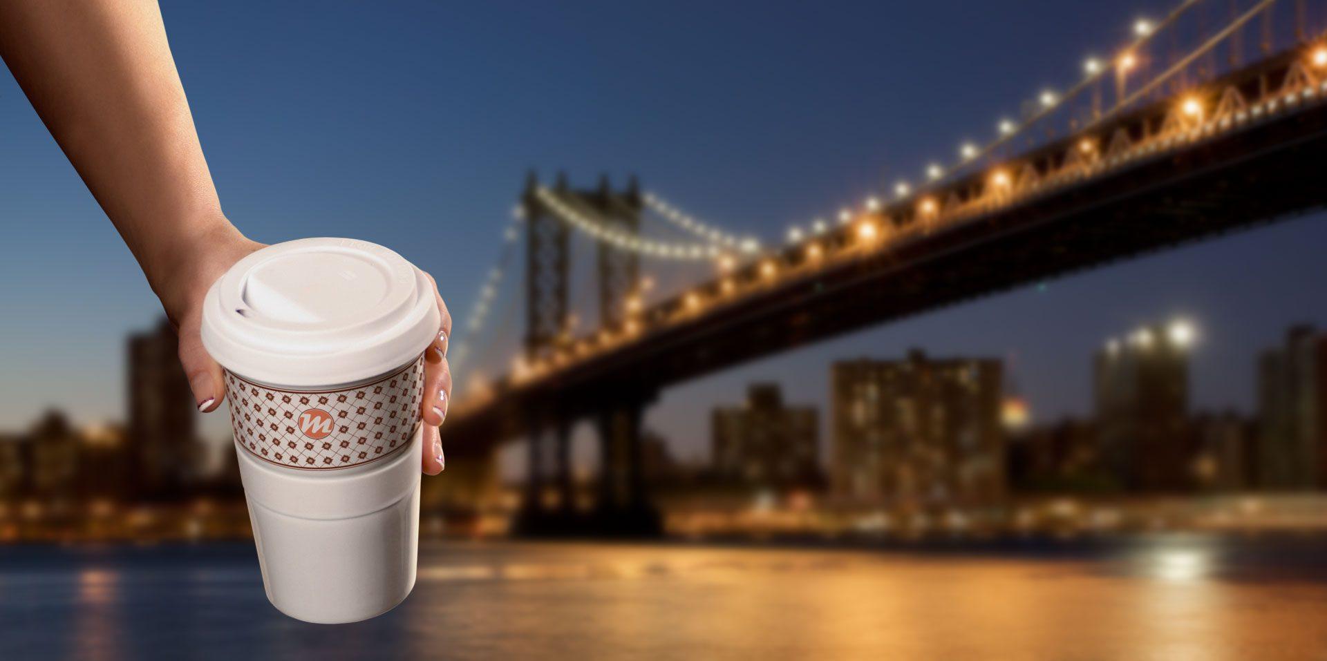 Unterwegs mit dem Original: Coffee2Go