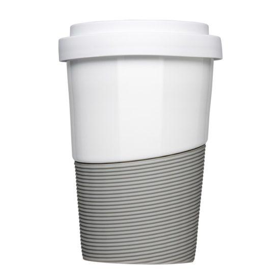 Coffee2Go Becher Wave zum Bedrucken - Mahlwerck Porzellan