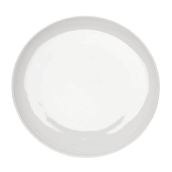 Frühstücksteller zum Bedrucken aus Geschirr-Serie - Mahlwerck Porzellan