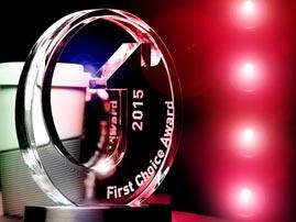 First Choice Award für Coffee2Go Wave