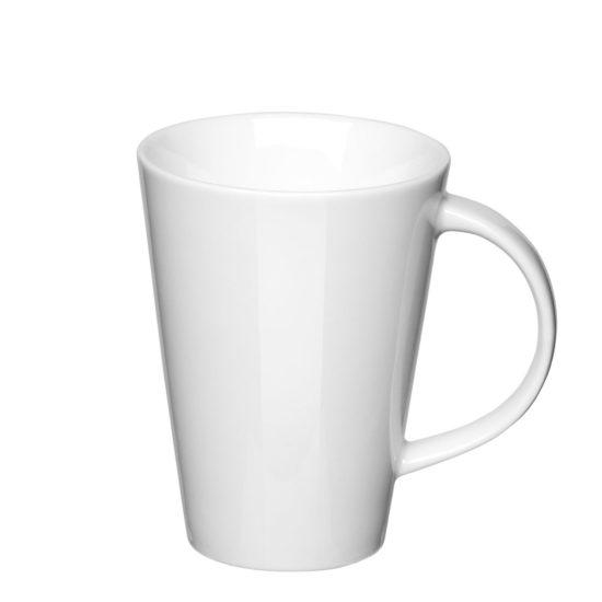 Kaffeetasse gerade zum bedrucken - Mahlwerck Porzellan
