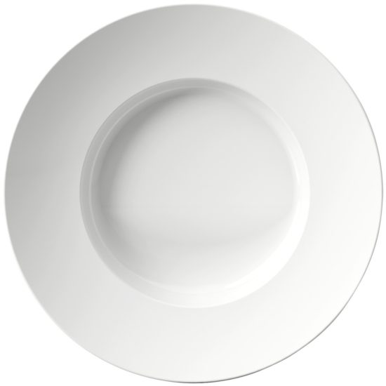 Special slate soup plate for catering and hotels for printing