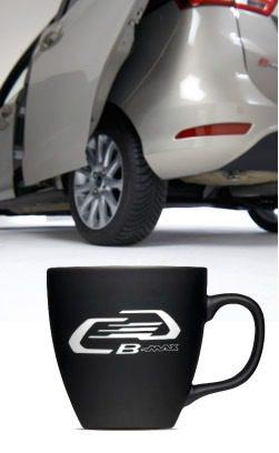 Tasse mit Druck für den Ford B-Max