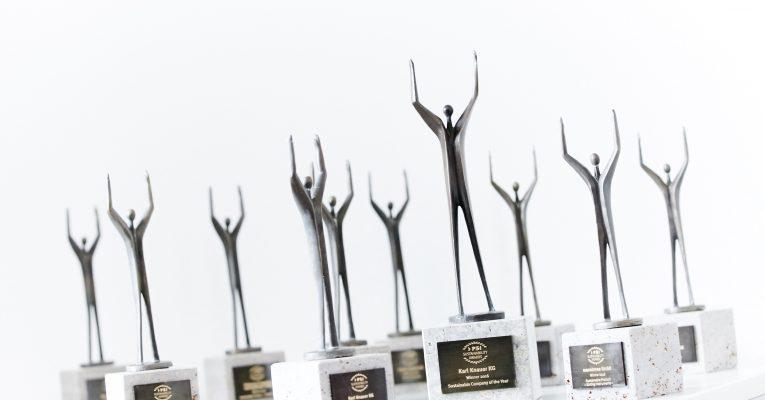 Gewinner PSI Nahhaltigkeits-Award