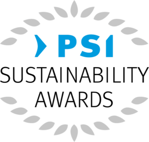 PSI Sustainability Award Logo