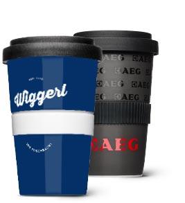 Mehrwegbecher - Coffee to Go CO2 neutral produziert