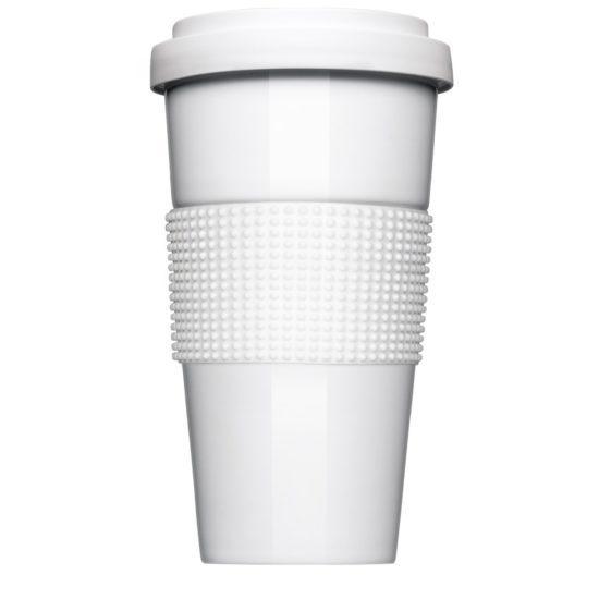 Coffee to Go Reusable Mug XXL for printing - Mahlwerck porcelain