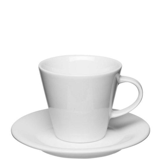 Gastro Kaffeetassen zum bedrucken in kleinen Mengen