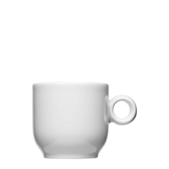 Kaffeetasse für die Gastonomie zum gravieren - Mahlwerck Porzellan