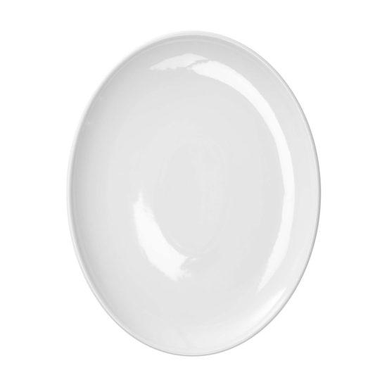 Servierplatte oval für die Gastronomie - Mittel groß
