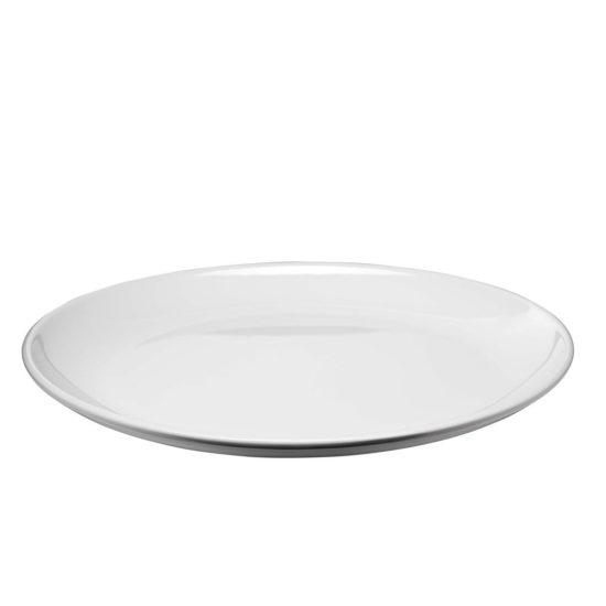 Servierplatte oval gross