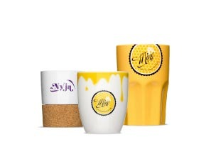 Print mug - durable and scratch resistant - logo mug