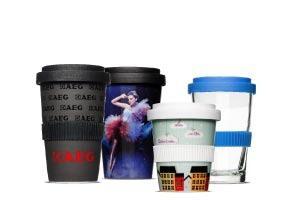 Coffee-to-go printing - Coffee2Go logo mug