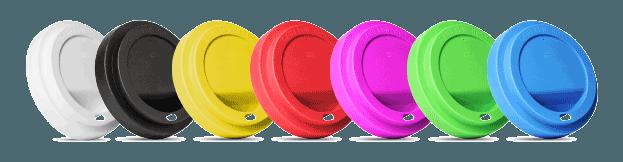 Deckel in Standard Farben für Coffee to Go
