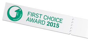 First Choice Award 2015 für Coffee2Go Wave