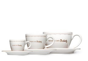 Print on porcelain - Gastro dishes with logo