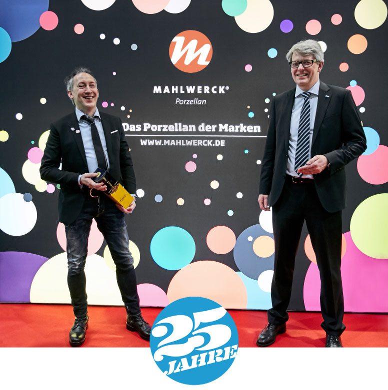 25 years Mahlwerck: The PSI congratulates