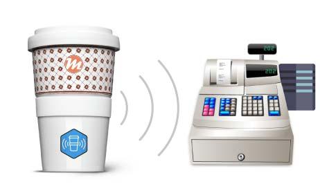 RFID Coffee2Go Kassensystem